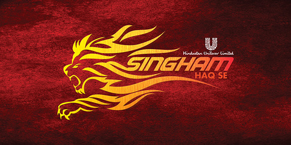 Singham Returns Logo