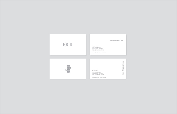 Grid On Behance
