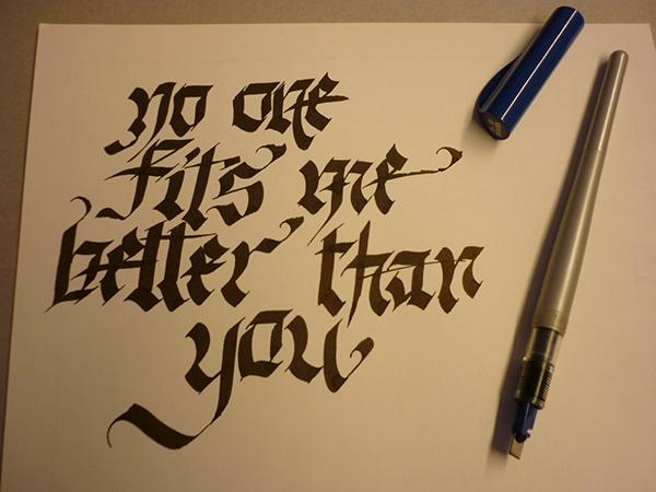 lettering letters handletters calligrafia pilot parallel pen