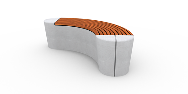 fabulous unsere neue betonbank bow ist jetzt erhltlich wir. Black Bedroom Furniture Sets. Home Design Ideas