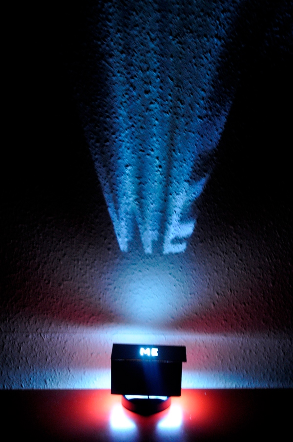 experimental type light University