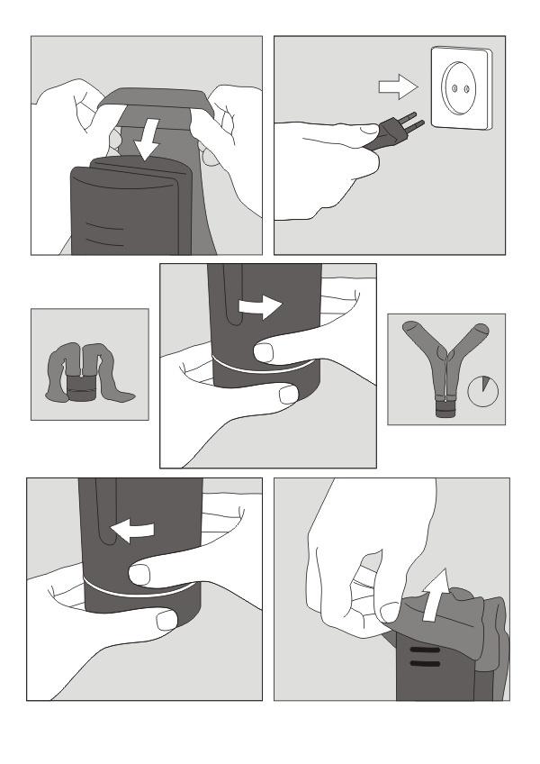 socks dryer kml pocket