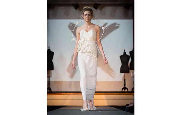 Chandelier Bride Spring 2016 On Philau Portfolios