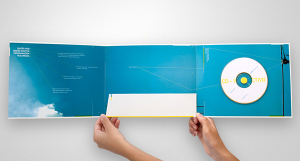 graphics design folder Corporate Design