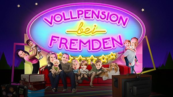 DISNEY'S Vollpension bei Fremden gallery picture