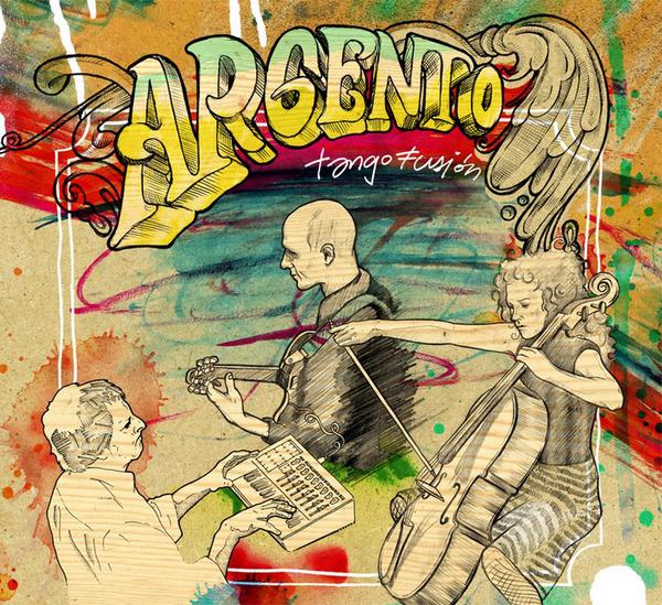 Argento Tango Fusión On Behance