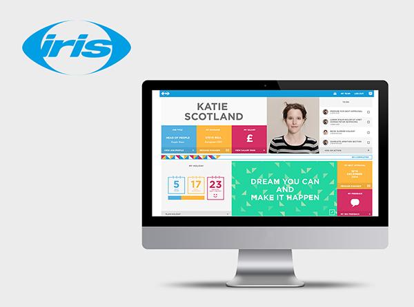 Iris Career Hub on Behance