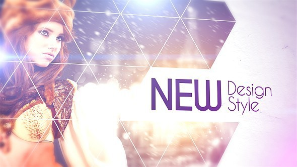 bumper clean commercial elegant intro kinetic modern opener promo showcase slide show titles tv fashion style