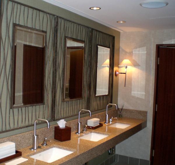 Marriott Minneapolis Public Restrooms On Behance