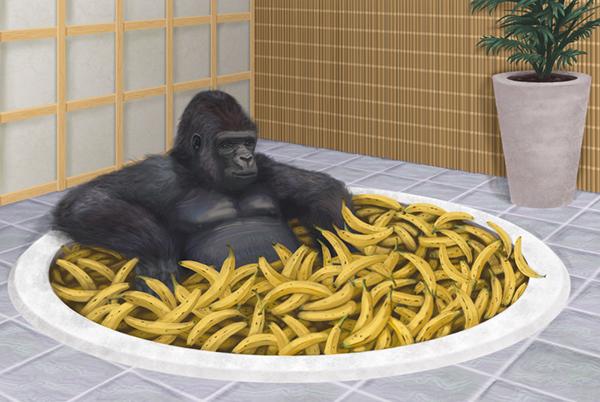 Gorilla Hot Tub
