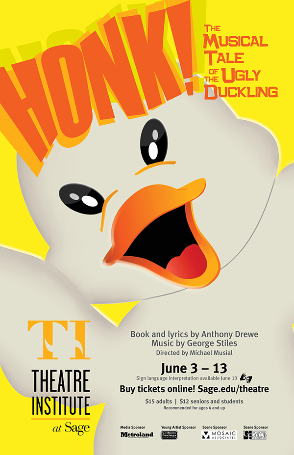 Theatre theater  poster series