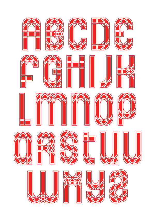 1976 Font On Typography Served