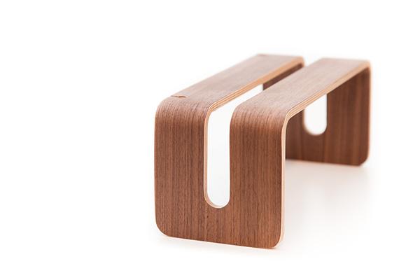 wood macbook apple workspace danish