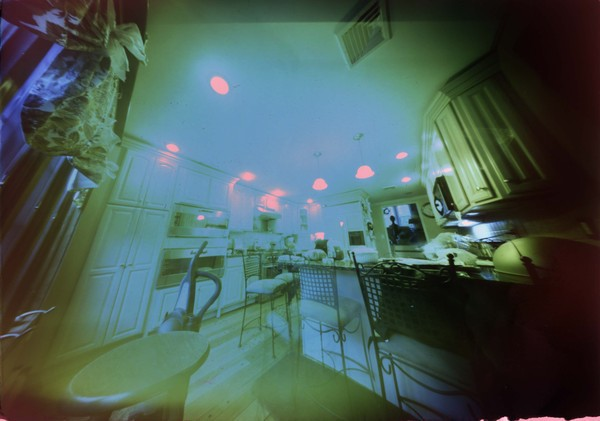 All Of These Images Were Created Using Color Paper Negatives Out A Homemade Pinhole Camera