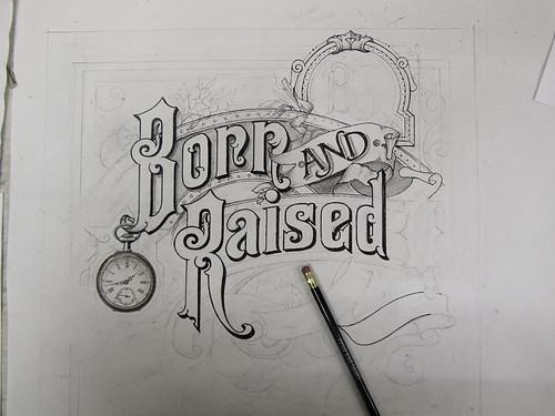 john mayer CD cover album cover artist art David Smith Sign Writing lettering