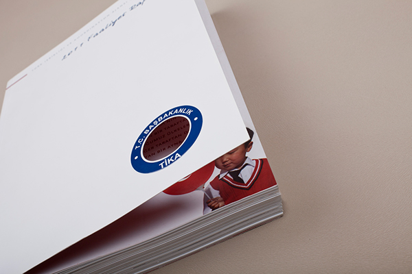 annual report Catalogue