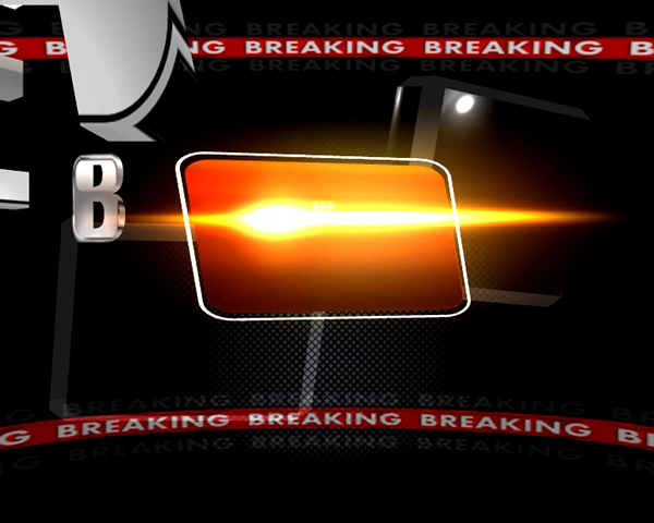 breaking news templates on behance