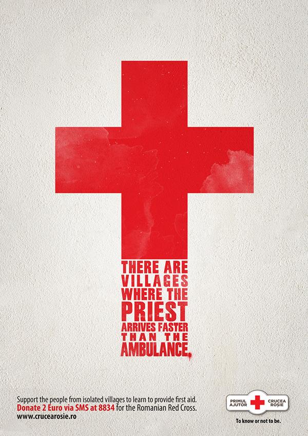 Red Cross Double Cross On Behance