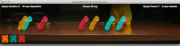 gummybears gum jorgedelacruz dmi icesi interactive media design processing java algorithm bear Candy sweet