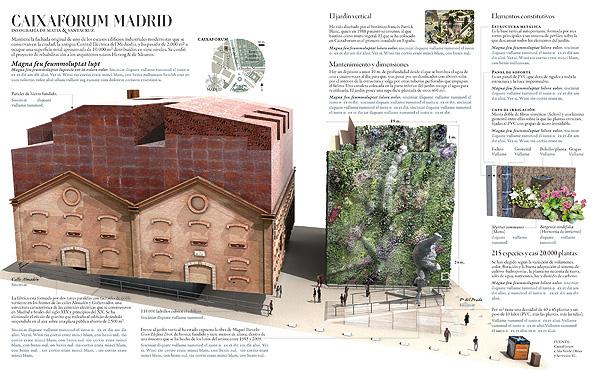 Caixa Forum Madrid 3d On Behance