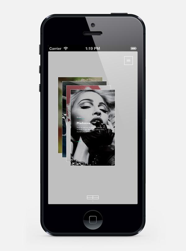 citro n lifestyle iphone app on app design served. Black Bedroom Furniture Sets. Home Design Ideas
