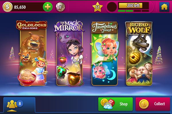 Mirrorball slots casino