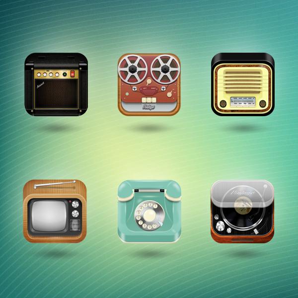 Icons iOS