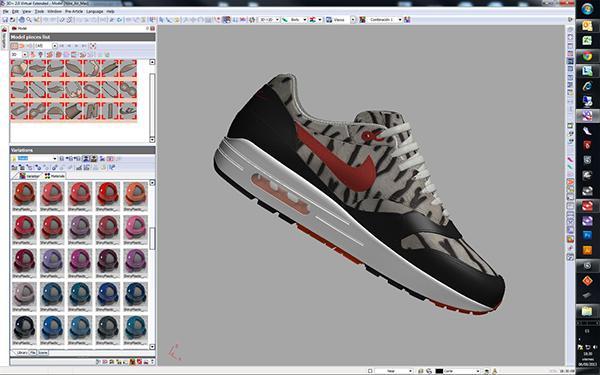 Nike 3d Max