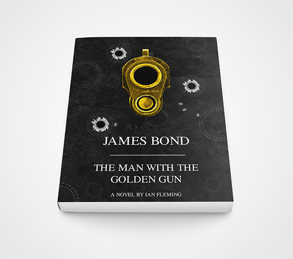 Ian Fleming Book Covers On Behance