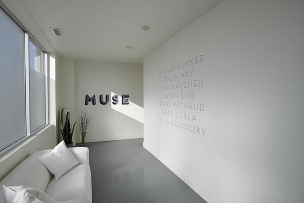 muse photography show STUDIO 122 Colin Way JASON ENG GERARD YUNKER John Gaucher photos