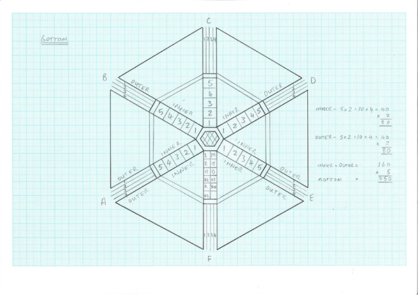conceptual  contemporary  drawing prison  hmp obsessive Pen on Paper mundane repetattive