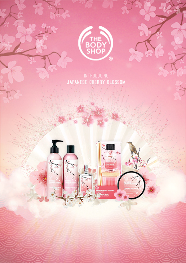 The Body Shop Ad On Student Show