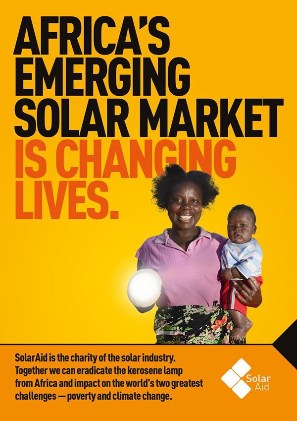 SolarAid solar power africa