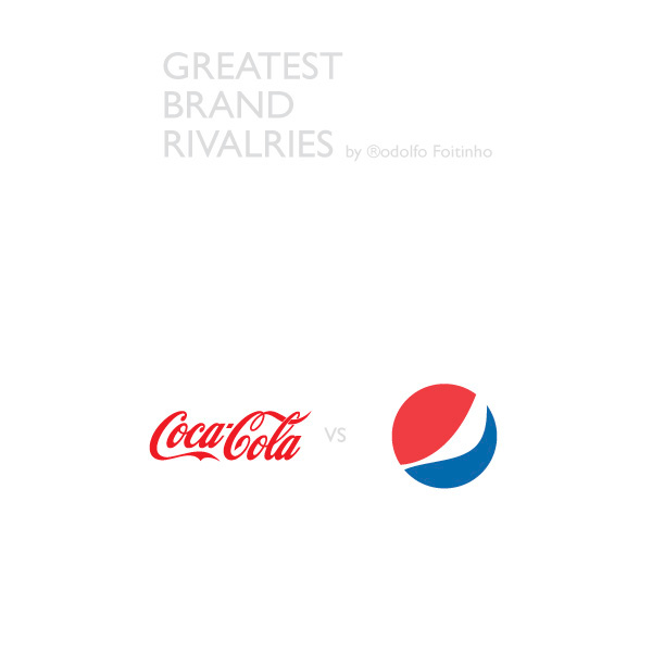 4cd458e611e8 Greatest Brands Project® Rivalries Edition on Behance