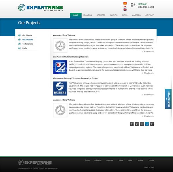 expertrans translation coporate