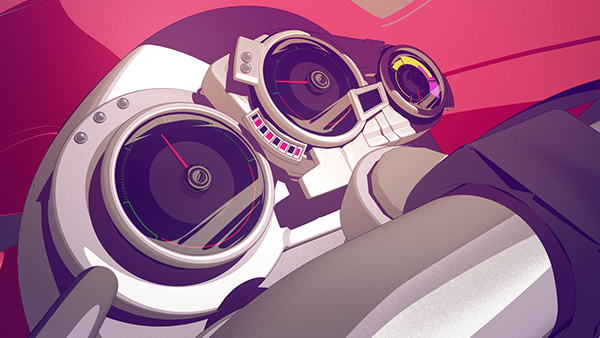 Digital art selected for the Daily Inspiration #1923
