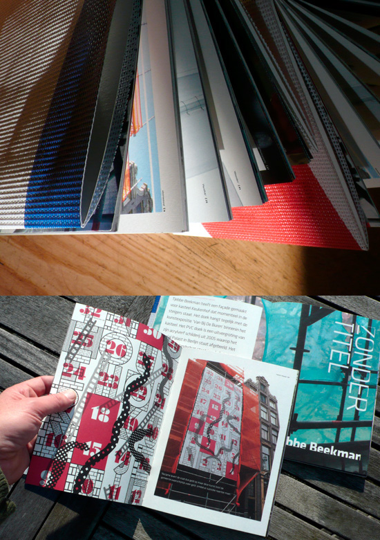 recycling facade amsterdam me studio book