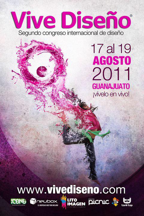 vive diseño festival congress photoshoot