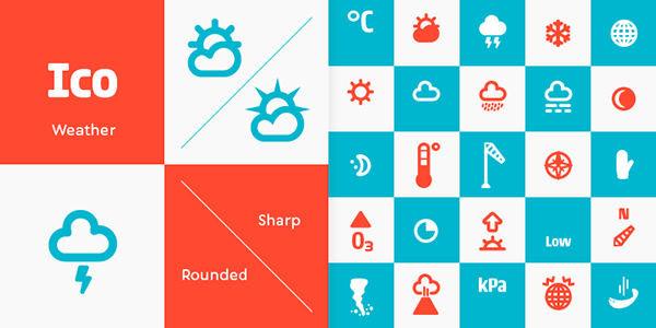 Picture symbol icons dingbat font Typeface phone weather time
