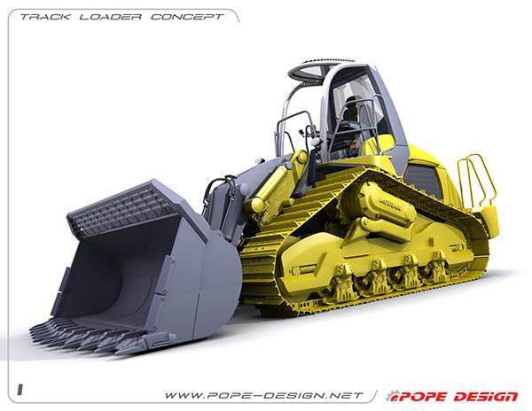 prototipo nuovo dumper minerario avvenieristico 8b1ef047492611.5608061a9d989