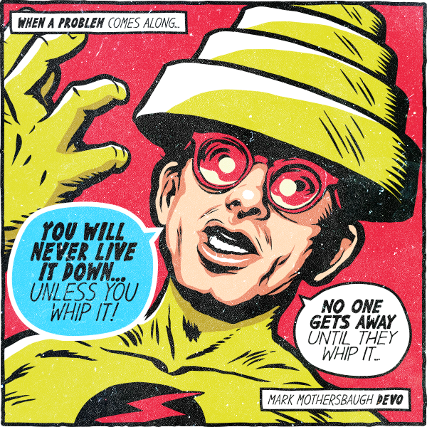 Butcher Billy S Post Punk Supervillain Squad Series On Behance