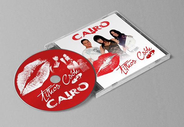 Cairo cd artwork