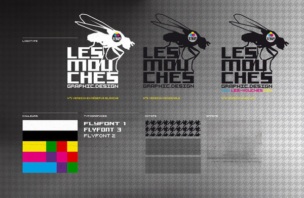 Les Mouches Packaging Graphic Systems