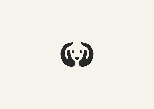 Logo Design Dog by G. Bokhua