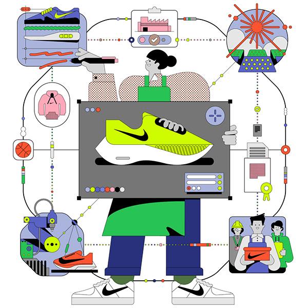 Nike FY19 Impact Report