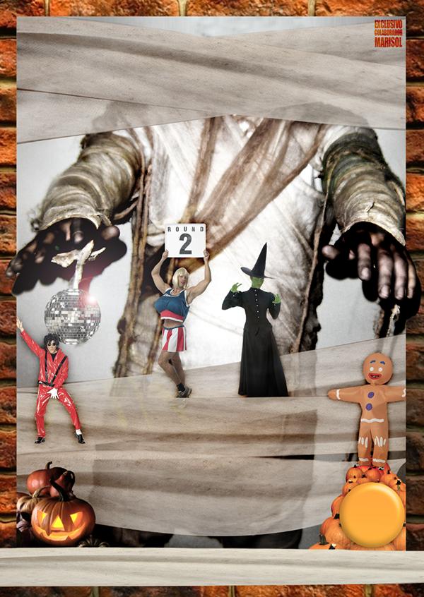 Halloween festa convite invite cartaz party