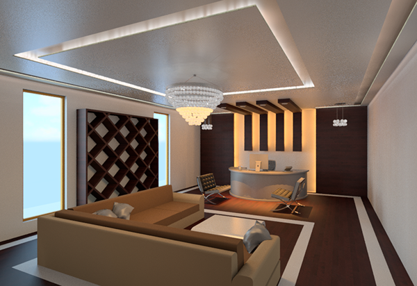 Manager Office | Interior Design on Behance