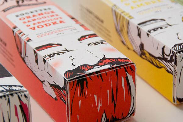 Candies Candy lollipop men gentlemen sucreries barbershop barber beard man alcool