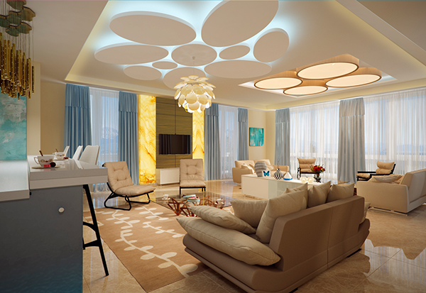 Private villa kingdom of saudi arabia full version on for Arabian living room ideas