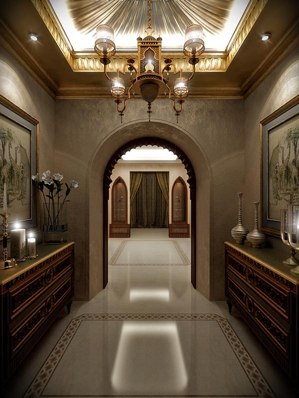 Villa classic on behance for Classic villa design